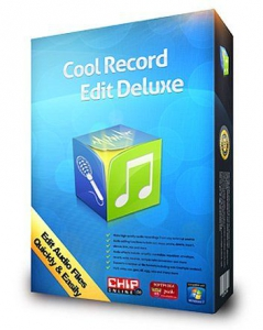 Cool Record Edit DeLuxe 9.1.5 [Ru/En]