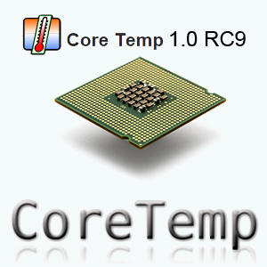 Core Temp 1.0 RC9 + Portable [Multi/Ru]