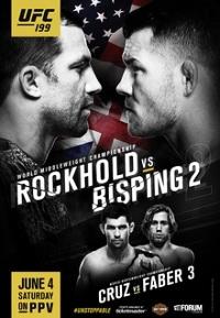 Смешанные единоборства - UFC 199