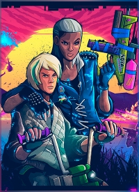 Trials of the Blood Dragon | Steam-Rip от R.G. GameWorks