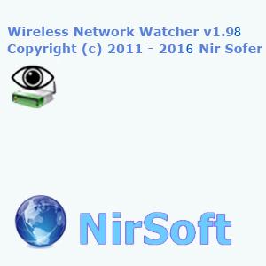 Wireless Network Watcher 1.98 Portable [Ru/En]