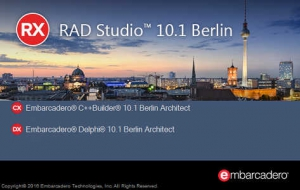 Embarcadero RAD Studio 10.1 Berlin Architect 24.0.22858.6822 [Multi]
