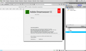 Adobe Dreamweaver CC 2015.3 (7888) RePack by D!akov [Multi/Ru]