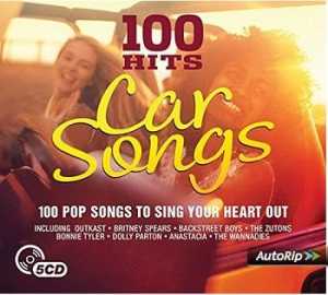 VA - 100 Hits Car Songs (5CD)