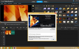 Corel VideoStudio Ultimate X9 19.3.0.18 SP3 + StandardContent + Bonus [Multi/Ru]