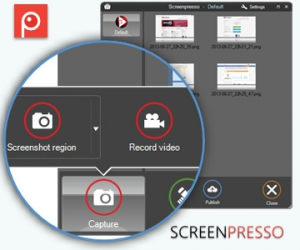 ScreenPresso Pro 1.8.1.0 + Portable [Multi/Ru]