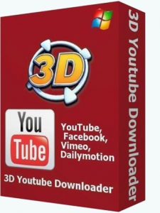 3D Youtube Downloader 1.11 + Portable [Multi/Ru]