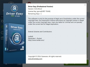 DriverEasy Professional 5.0.6.36122 RePack by D!akov [Multi]