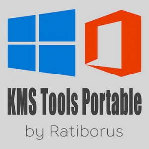 KMS Tools Portable 18.06.2016 by Ratiborus [Multi/Ru]