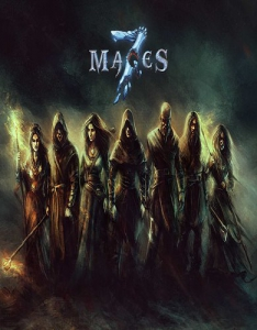 7 Mages (2016) [Ru/Multi] (1.1.3110043) License HI2U