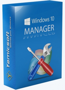 Windows 10 Manager 1.1.5 Final RePack (& Portable) by D!akov [Multi/Ru]