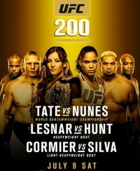 Смешанные единоборства - UFC 200: Tate vs. Nunes | МатчТВ