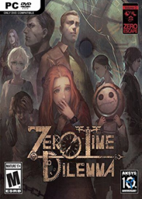 Zero Escape: Zero Time Dilemma | RePack от Others