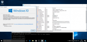 Microsoft Windows 10 RTM-Escrow Version 1607 build 10.0.14390 (esd) [Ru]