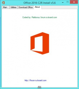 Microsoft Office 2013-2016 C2R Install 5.6 Full | Lite by Ratiborus [Multi/Ru]