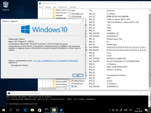 Microsoft Windows 10 RTM-Escrow Version 1607 build 10.0.14393 (esd) [Ru/En]