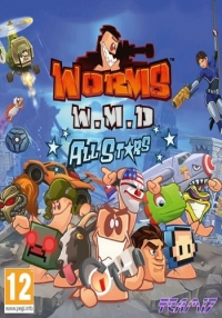 Worms W.M.D | RePack от Stinger