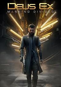 Deus Ex: Mankind Divided - Digital Deluxe Edition | Лицензия