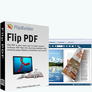 FlipBuilder Flip PDF 4.4.3 RePack (& Portable) by TryRooM [Multi/Ru]