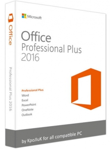 Microsoft Office 2016 Professional Plus + Visio Pro + Project Pro 16.0.4405.1000 (x86/x64 ISO) RePack by KpoJIuK (2016.08) [Multi/Ru]