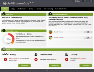 AntiBrowserSpy 2016 Build 173 Retail [Multi]
