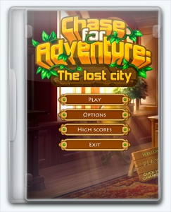 Chase for Adventure: The Lost City / Погоня за приключениями. Потерянный город [Ru] (1.0) Unofficial CCG
