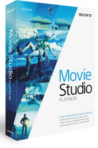 MAGIX Movie Studio Platinum 13.0 Build 960 (x64) [Multi/Ru]
