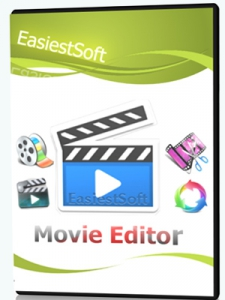 EasiestSoft Movie Editor 4.9.0 DC 18.08.16 RePack (& Portable) by TryRooM [Ru/En]