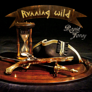 Running Wild - Rapid Foray [Limited Edition Digipak]