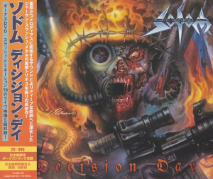 Sodom - Decision Day [Japanese Limited Edition]