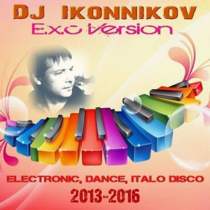 Dj Ikonnikov - E.x.c Version Vol.01-28