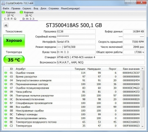 CrystalDiskInfo 7.0.3 Final + Portable [Multi/Ru]