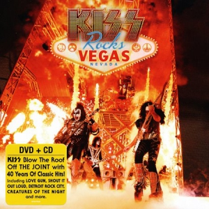 Kiss - Kiss Rock Vegas