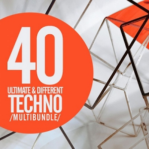 VA - 40 Ultimate & Different Techno Multibundle