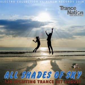 VA - All Shades Of Sky - Uplifting Mix