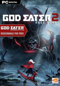 GOD EATER 2 Rage Burst | Лицензия