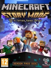 Minecraft: Story Mode - A Telltale Games Series. Episode 1-8 | RePack от FitGirl