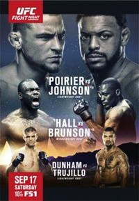 ��������� ������������ - UFC Fight Night 94: Poirier vs. Johnson