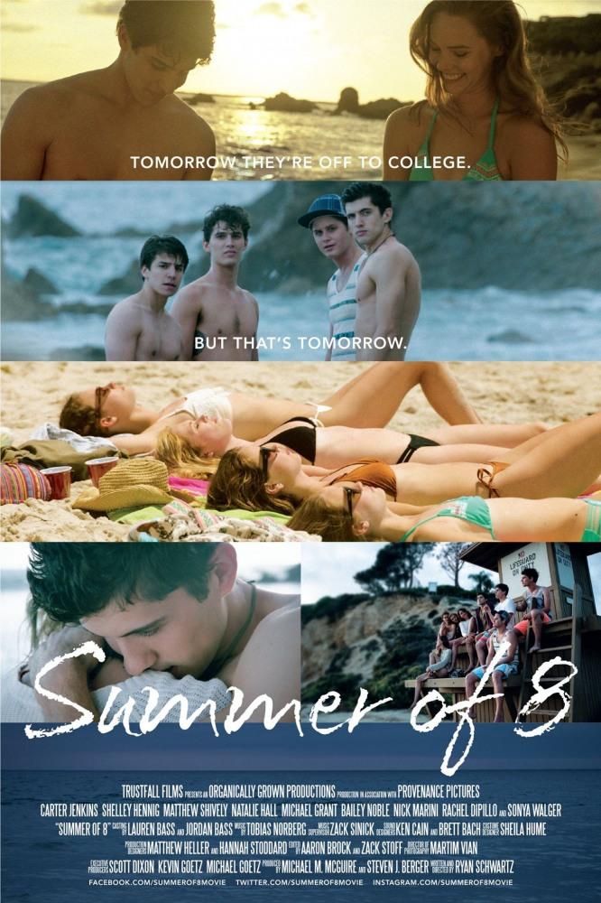 фильмы 2016 летом