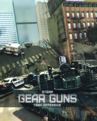 GearGuns - Tank offensive | Лицензия