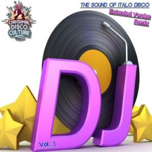 VA - Extended Version & Remix, Vol. 3 - The Sound of Italo Disco