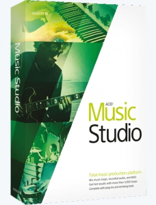 MAGIX ACID Music Studio 10.0 Build 134 [Multi/Ru]