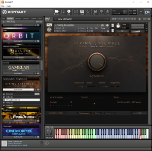 Native Instruments - Symphony Series String Ensemble v1.0 [En]