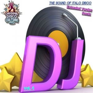 VA - Extended Version & Remix, Vol. 4 The Sound of Italo Disco