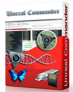 Unreal Commander 3.57 alpha 13 Build 1163 + Portable [Multi/Ru]