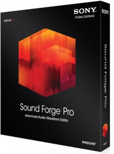 MAGIX Sound Forge Pro 11.0 Build 341 RePack by elchupakabra [Ru/En]