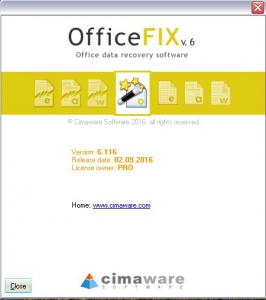 Cimaware OfficeFIX Professional 6.116 Portable by FC Portables [En]