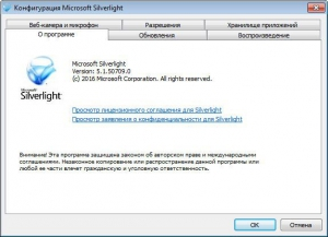 Microsoft Silverlight 5.1.50709.0 Final [Multi/Ru]