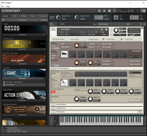 Native Instruments - Kontakt 5.6.0 (R46) [En]