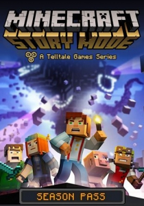 Minecraft: Story Mode - A Telltale Games Series | [Episodes 1-8]